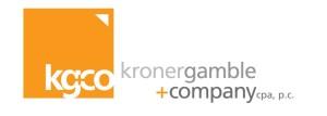 Kroner + Gamble Logo 2