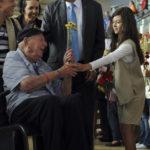 honoring a veteran (foter)